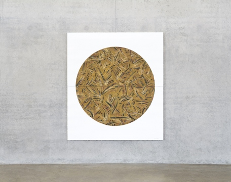 Skulpturenhalle | Richard Long