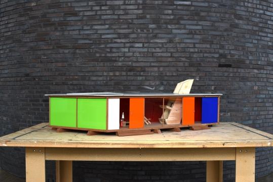 Skulpturenhalle | Thomas Schütte