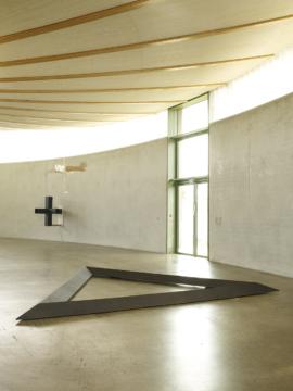 Skulpturenhalle   Bruce Nauman. Modelle