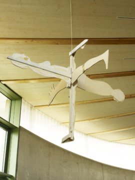 Skulpturenhalle | Bruce Nauman. Models