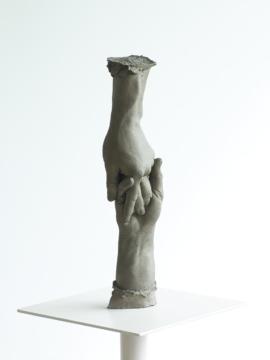 Skulpturenhalle   Bruce Nauman. Models